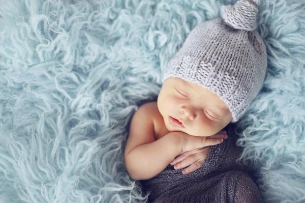 первый день после роддома с новорожденным
