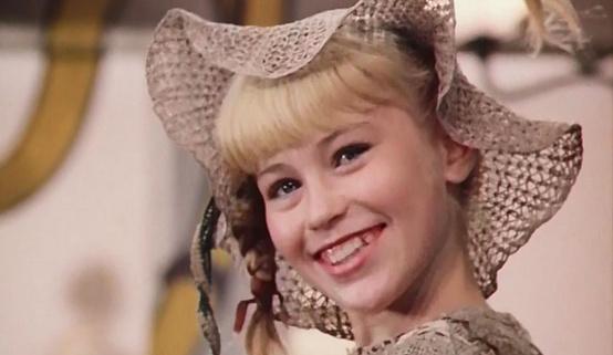 красивые девочки из советских фильмов
