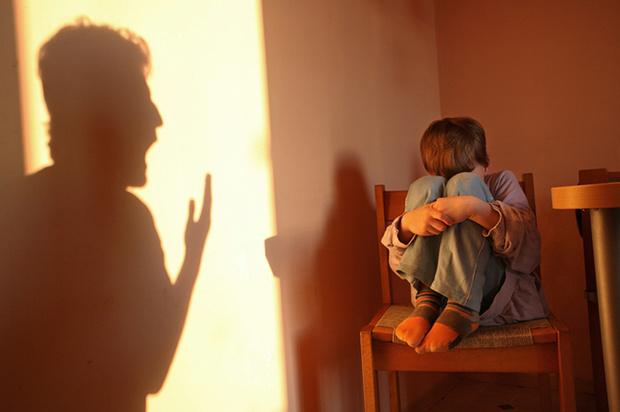 Фото №1 - Почему я злюсь на ребенка?