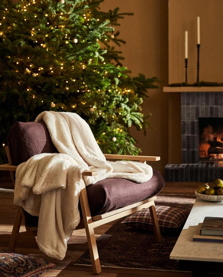 Фото №5 - Готовим гостиную к зиме: 7 полезных советов