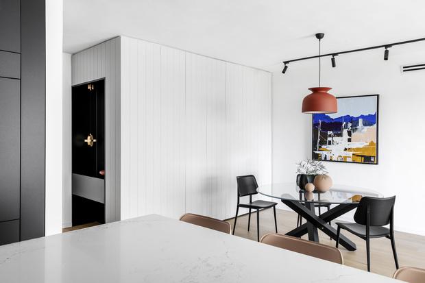 Фото №5 - Монохромная квартира 110 м² в Тель-Авиве