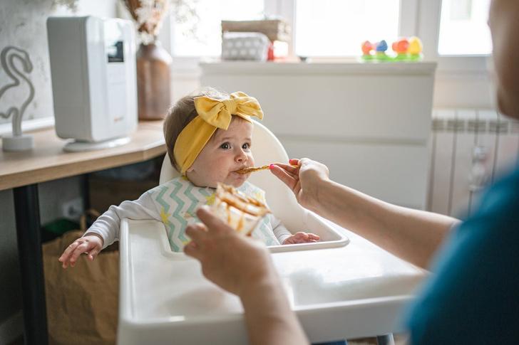 детское фруктовое пюре какое лучше