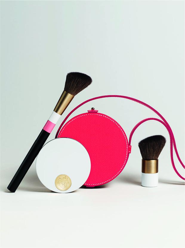 Фото №1 - Как выглядит совершенство в розовом цвете: коллекция косметики Rose Hermès
