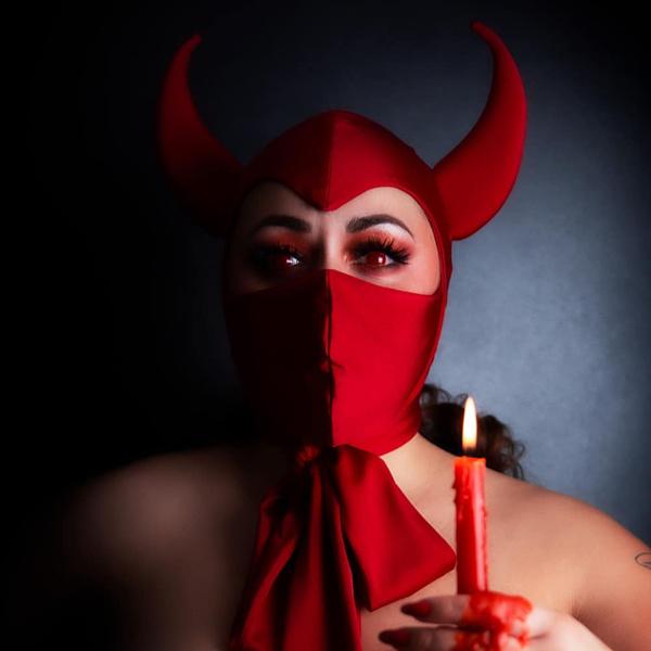 Фото №19 - 20 костюмов на Хэллоуин, которые можно носить с маской