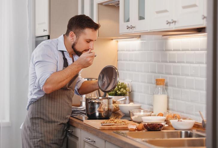 кухня еда блюда польза вред