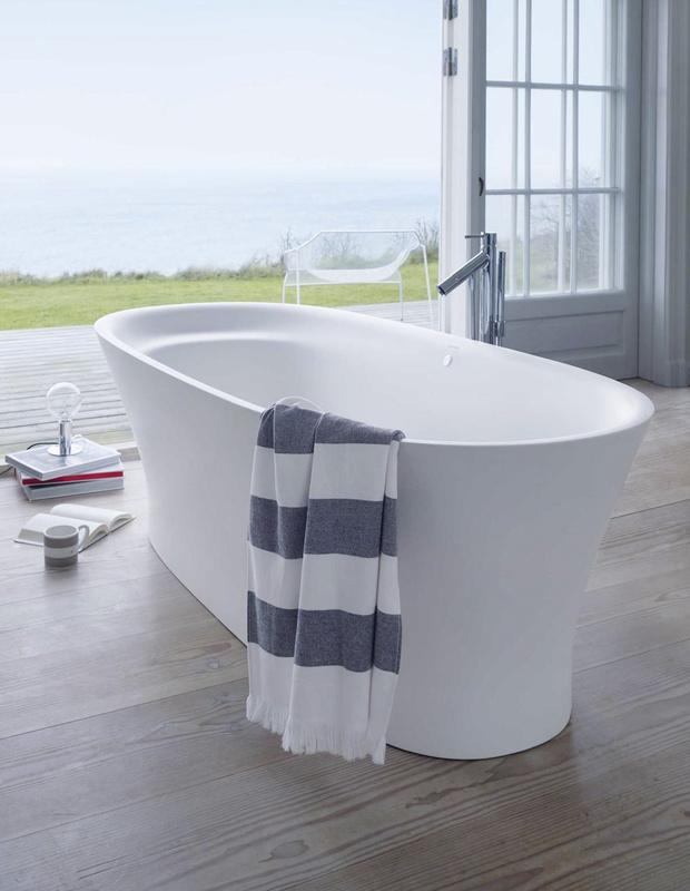 Фото №7 - Полное погружение: ТОП-10 отдельно стоящих ванн