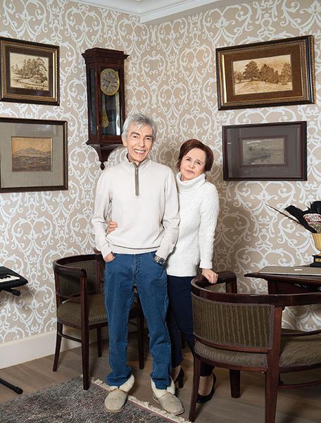 Фото №4 - Юрий Николаев: «Жена перед сном отправляет мне SMS»