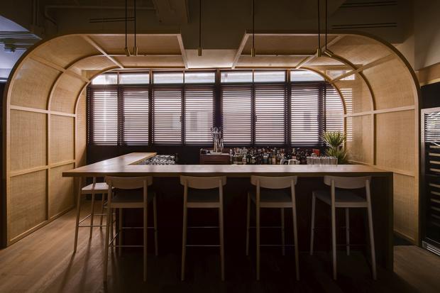 Фото №5 - Ресторан Whey в Гонконге по проекту Snøhetta