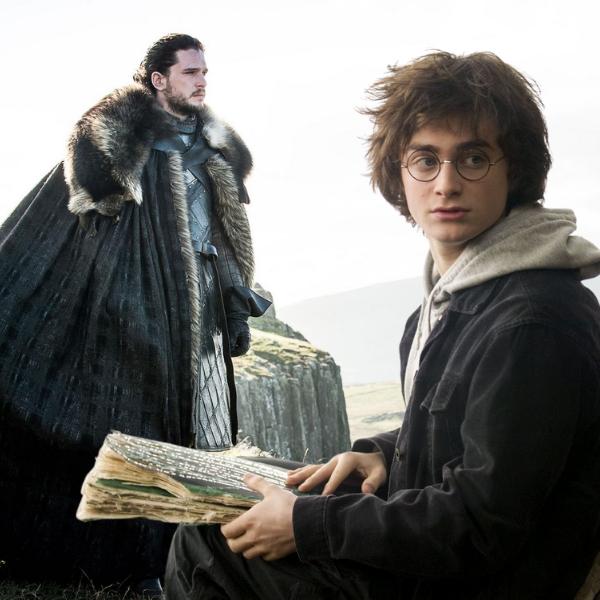 Фото №1 - 10 парочек геров из «Гарри Поттера» и «Игры Престолов», которые могли бы подружиться 😉