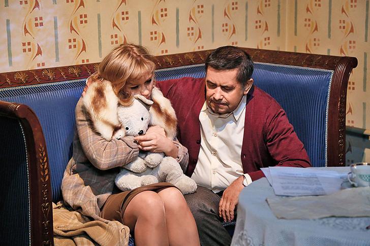 Фото №5 - Юлия Пересильд: «Мы столько не знаем про Гурченко»