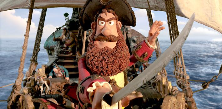 Фото №1 - Пираты: Банда неудачников (Конкурс)