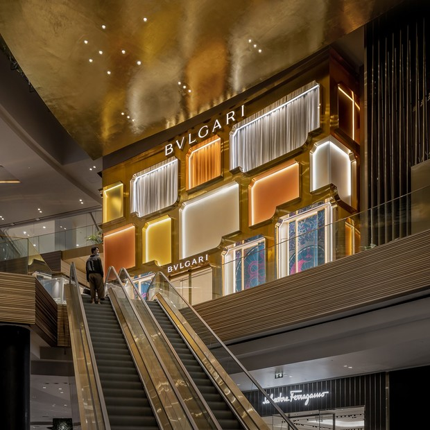 Фото №3 - Новый бутик Bvlgari в Бангкоке по проекту MVRDV