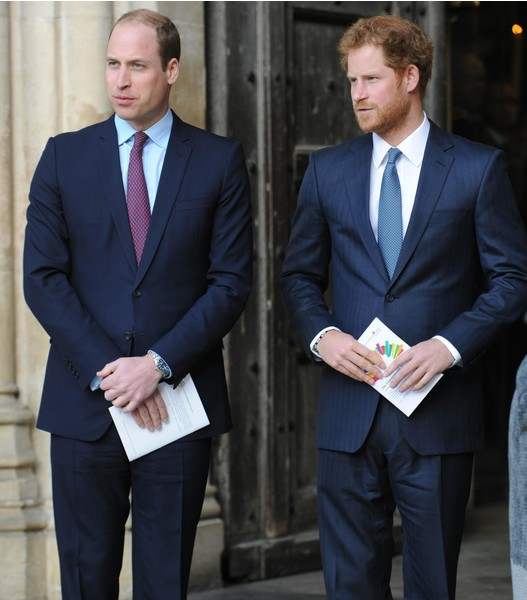 Фото №12 - Братская война: что на самом деле происходит в отношениях между принцами Гарри и Уильямом, комментируют эксперты