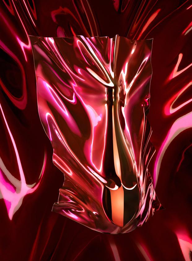 Фото №3 - Леди Гага создала скульптуру в рамках коллаборации с Dom Pérignon