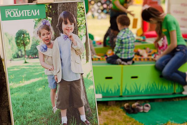 Фото №24 - Журнал «Счастливые родители» на Фестивале «Усадьба Jazz»