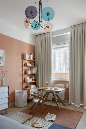 Фото №13 - Дыхание земли: квартира 90 м² в Москве