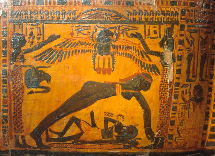 Фото №1 - 7 самых скандальных секс-обычаев древнего Египта