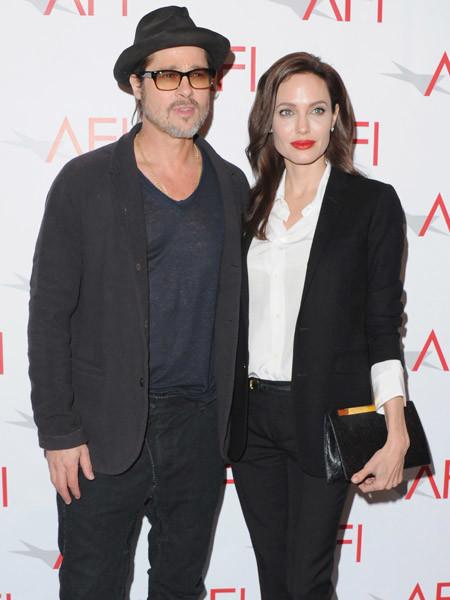 Фото №1 - Питт и Джоли: как пережить кризис в отношениях