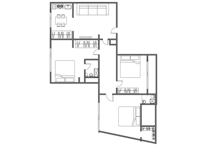 Фото №14 - Средиземноморский шик: апартаменты для сдачи в аренду в Пальме