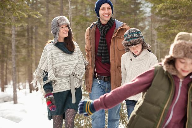 Фото №1 - Дед Мороз приходит только к хорошим родителям