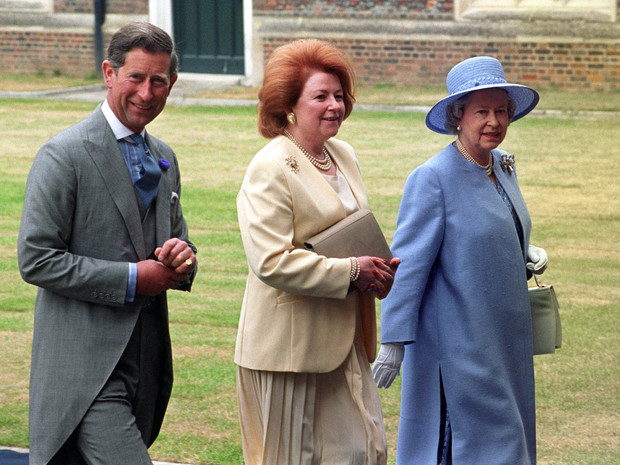Фото №1 - Кузина и подруга: кем была леди Элизабет Шекерли и почему Королева доверяла ей все тайны