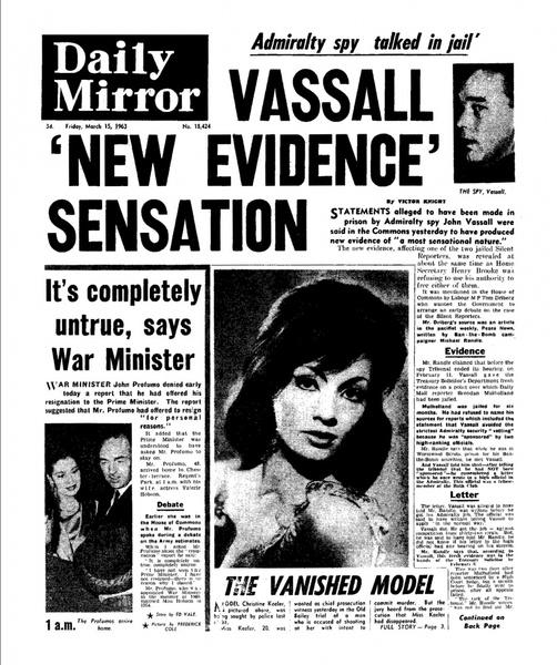 Фото №12 - «Современная Мата Хари»: как 19-летняя танцовщица крутила романы с британским министром и советским шпионом одновременно