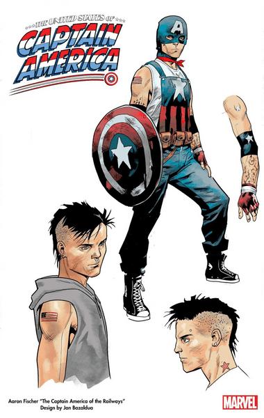 Фото №1 - В комиксах Marvel появится первый ЛГБТ-Капитан Америка
