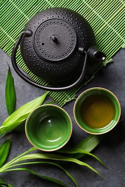 Фото №1 - Ученые: для зеленого чая нельзя кипятить воду из-под крана
