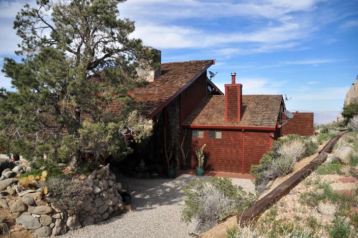 Фото №2 - В Калифорнии продается бывший дом Фрэнка Синатры