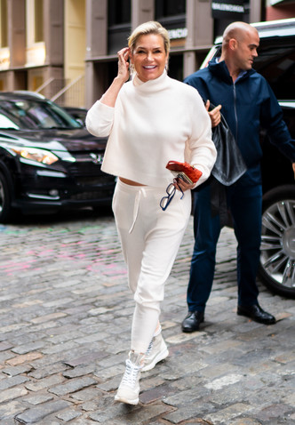 Фото №23 - Ген стиля: как выглядят и одеваются мамы супермоделей