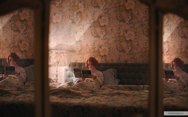 Фото №5 - Кино на выходных: сериал «Ход королевы»