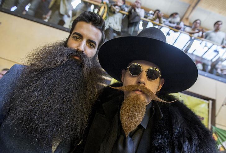 Фото №2 - Секс лечит насморк, а борода нужна для защиты: все лаутераты Шнобелевской премии— 2021