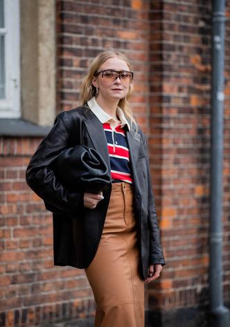 Фото №9 - Модная форма: как носить стиль преппи, если вы уже не школьница