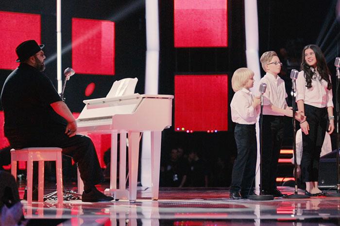 Фото №4 - «Голос. Дети-2» за сценой: эксклюзивное интервью победительницы
