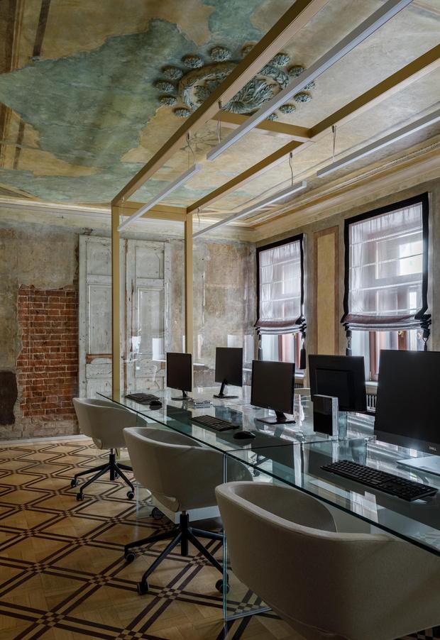 Фото №14 - Офис юридической фирмы в особняке XIX века в Москве