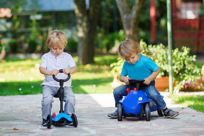 Фото №9 - Сели, поехали: как выбрать ребенку летний транспорт