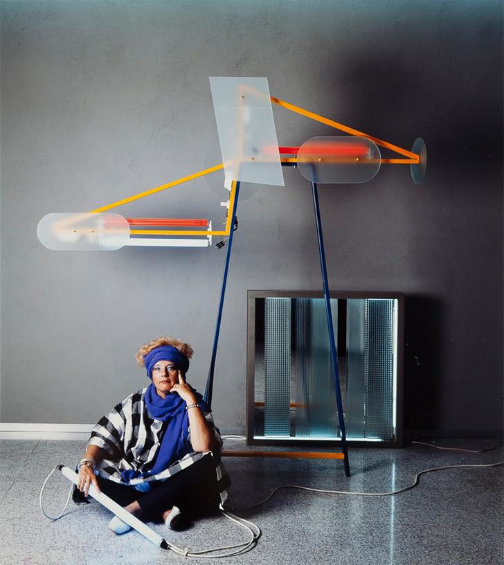 Фото №8 - Выставка «Вот и мы! Женщины в дизайне» в Музее Дизайна Vitra