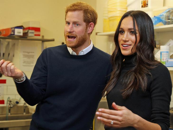 Фото №2 - Королевские запросы: сколько Гарри и Меган хотят получать за каждое свое появление
