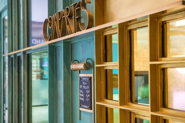 Фото №10 - Шоколадная фабрика: кондитерская Compartes по дизайну Келли Уэстлер