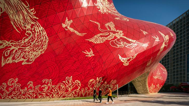 Фото №5 - Переливы шелка: театр в Гуанчжоу