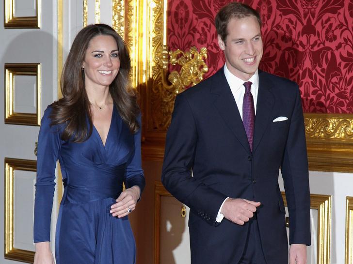 Фото №3 - Еще 8 любопытных фактов о свадьбе Кейт и Уильяма, которых вы точно не знали