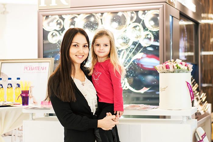 Фото №1 - Журнал «Счастливые родители» пригласил мам на бьюти-девичник с Helena Rubinstein