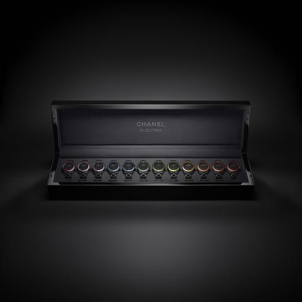 Фото №8 - Watches & Wonders 2021: новинки Chanel, вдохновленные электронной музыкой