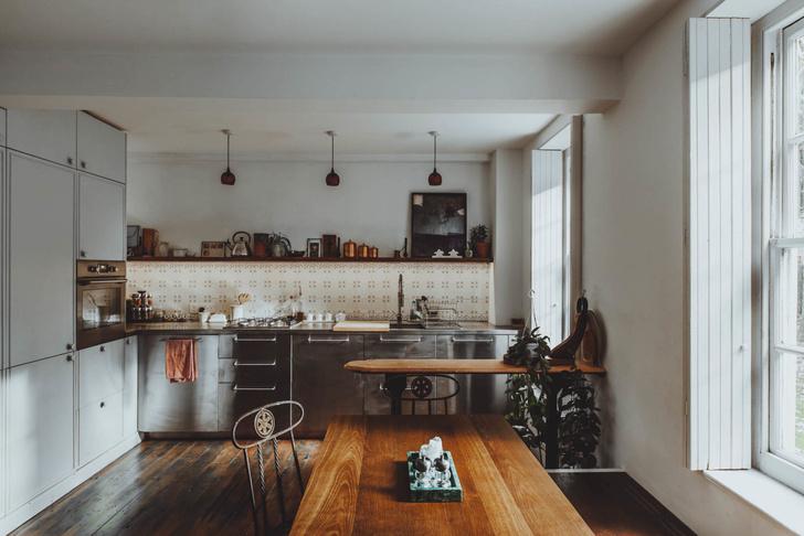 Фото №1 - Лондонская квартира в светлых тонах