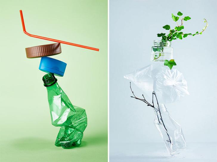 Фото №1 - Каким бывает пластик, и как правильно его сортировать: гид для начинающих