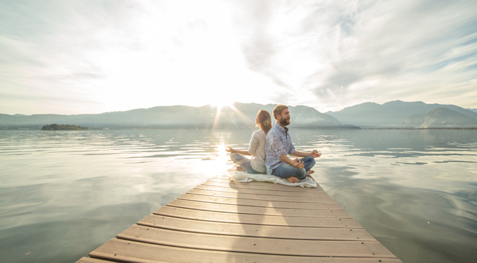 Познать любовь через дыхание: медитация цигун