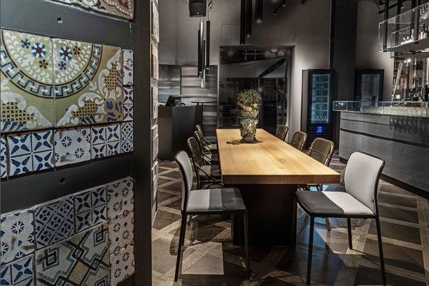 Фото №3 - Новое кафе-бар Miscela d'Oro по дизайну Пьеро Лиссони