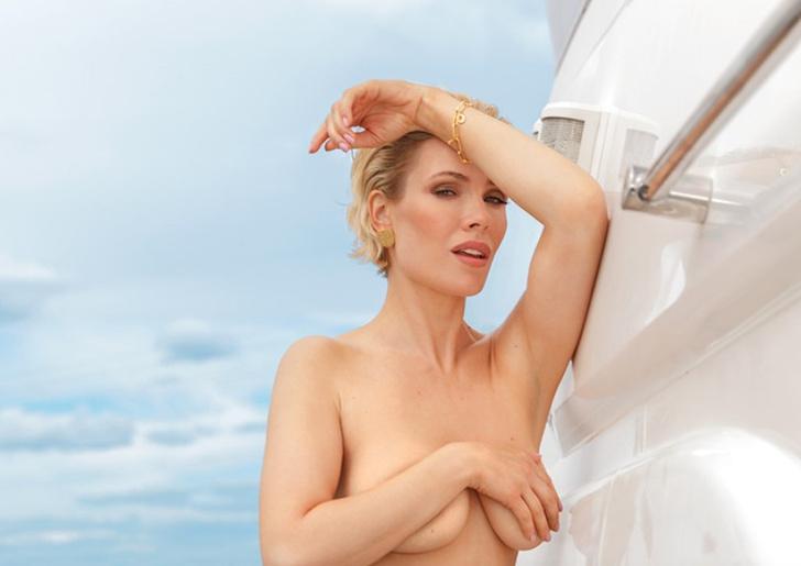 Фото №1 - Бэкстейдж-видео съемки актрисы Виктории Масловой для MAXIM