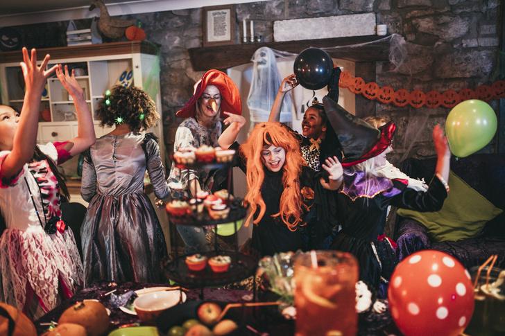 Фото №4 - Вечеринка на Хэллоуин: как всех удивить и напугать