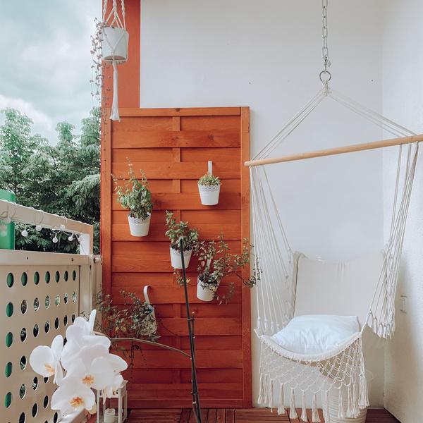 Фото №7 - Готові схеми: як перетворити балкон в круте місце для літнього відпочинку